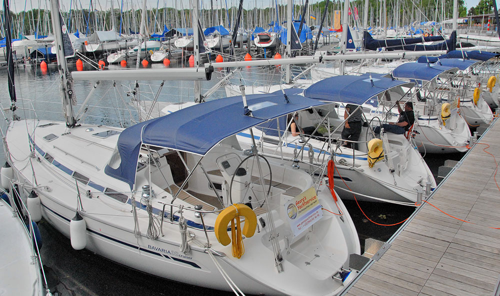 Yachtcharter Bodensee1